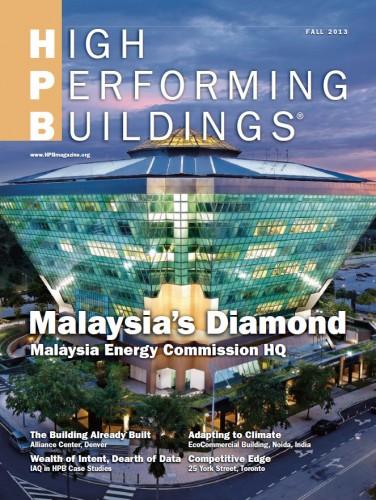 high performing buildings fall 2013 مجله ساختمانهای باکیفیت پائیز 2013