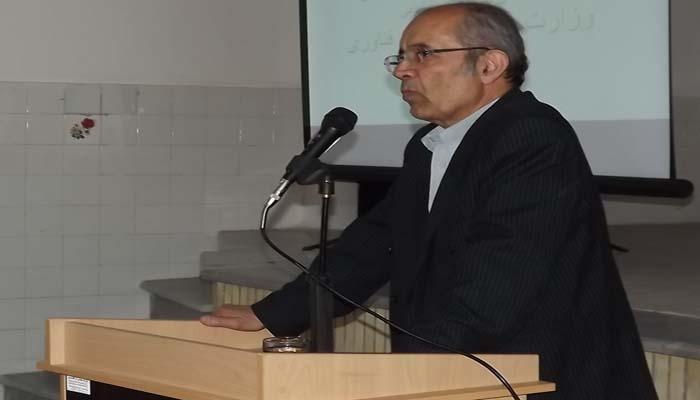 DSCF0204 دکتر پرویز جبه دار:پیشرفتهای علمی بدون پیشرفتهای فناوری که توسط مهندسان صورت میگیرد امکانپذیر نیست