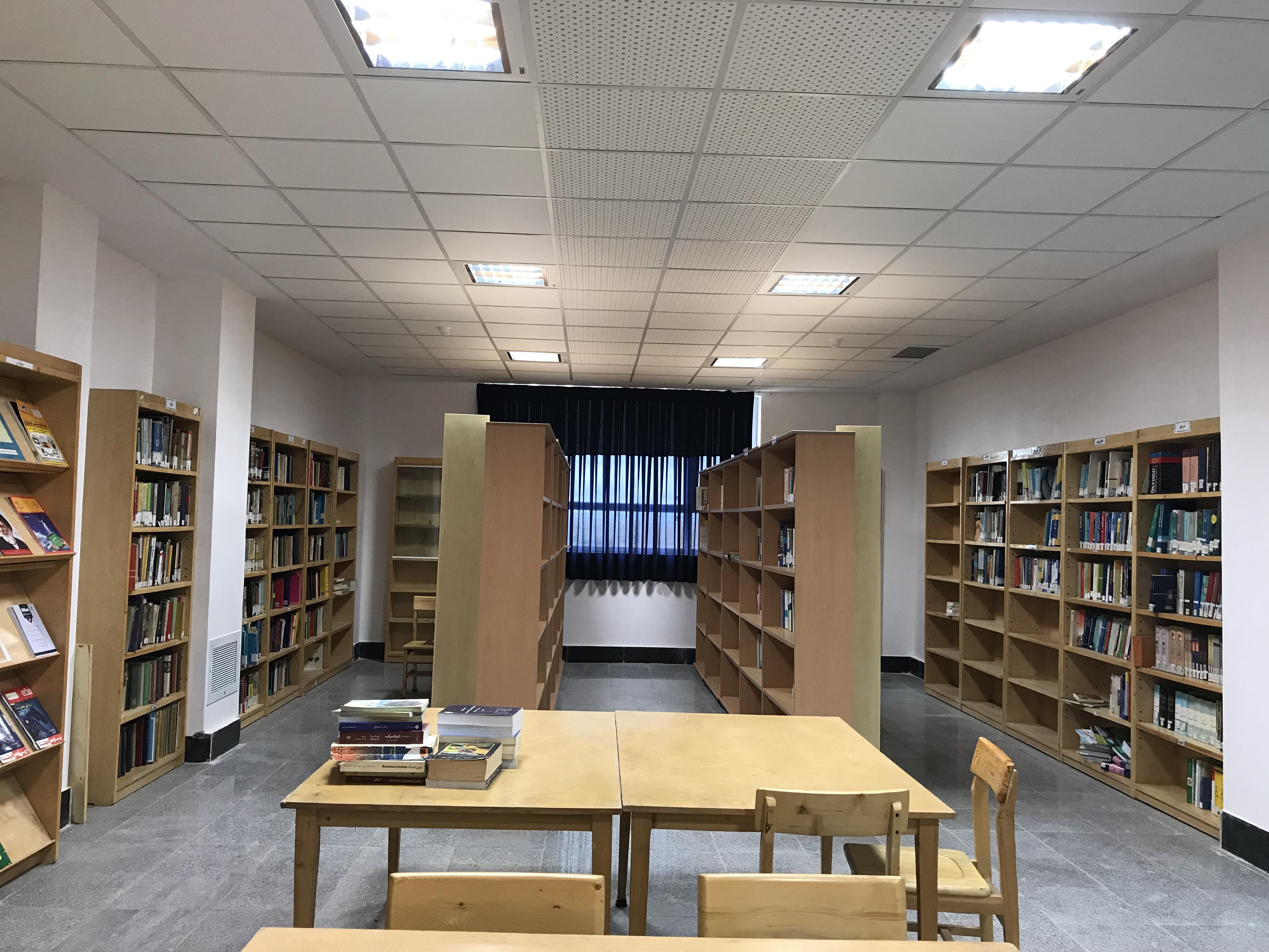 IMG 7089 کتابخانه