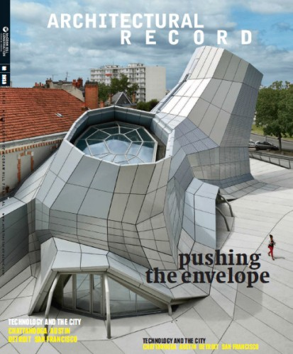 1380676083 architectural record october 2013 مجلات تخصصی عمران و معماری
