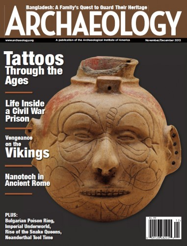 1382133971 archaeology november december 2013 مجلات تخصصی عمران و معماری