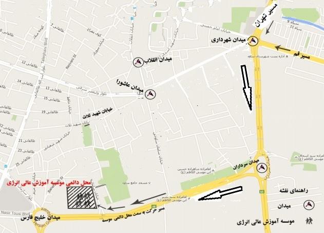 map2 ایاب و ذهاب