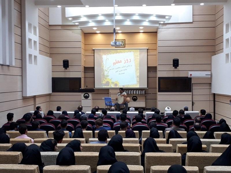 Image 40 2 برگزاری مراسم بزرگداشت روز استاد