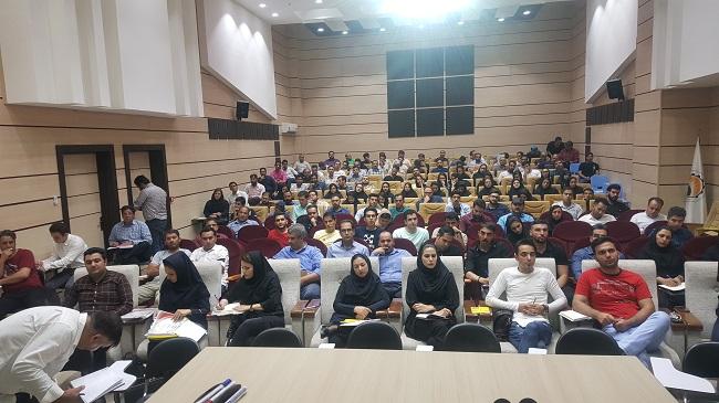 20190704 105553 دوره آموزشی پرمیت (مجوز کار) در تاریخ 17 مرداد 1398 در موسسه آموزش عالی انرژی برگزار شد