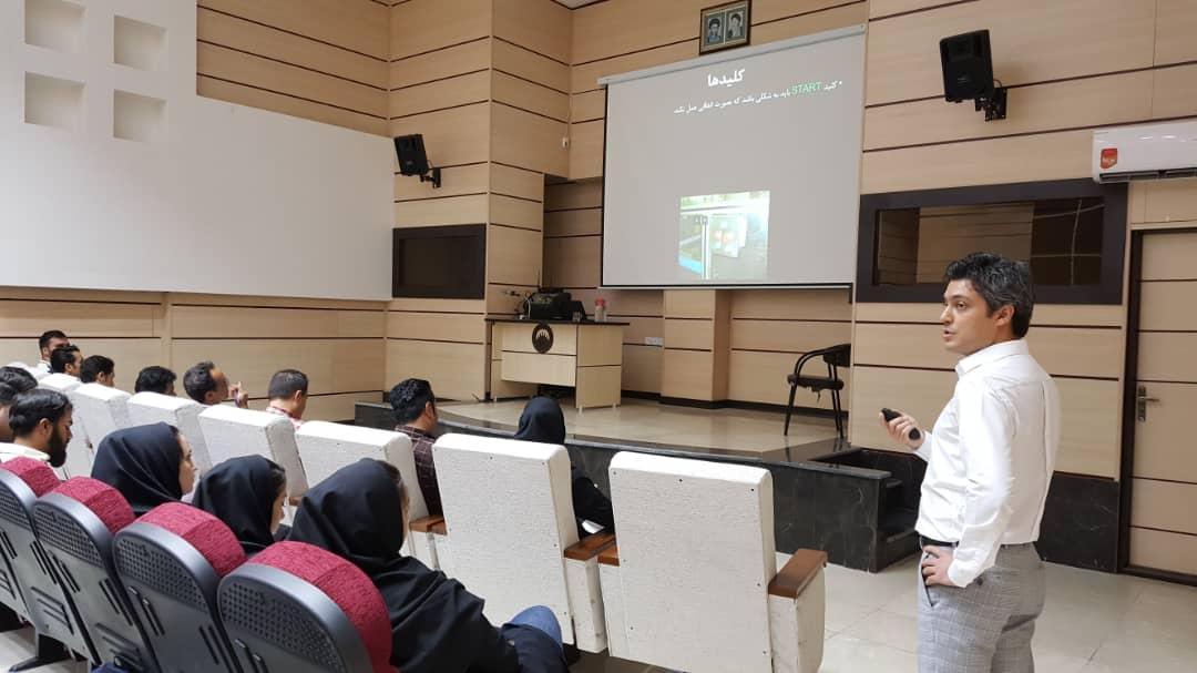 thumbnail 12 دوره آموزشی پرمیت (مجوز کار) در تاریخ 17 مرداد 1398 در موسسه آموزش عالی انرژی برگزار شد