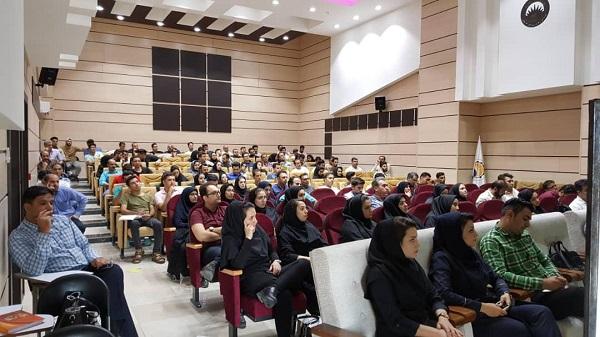 thumbnail3 دوره آموزشی پرمیت (مجوز کار) در تاریخ 17 مرداد 1398 در موسسه آموزش عالی انرژی برگزار شد