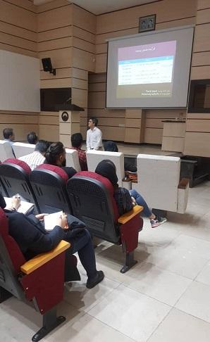 f2017507 c0c4 4f7c bf37 f772fa899a6d دوره آموزشی پرمیت (مجوز کار) در تاریخ 17 مرداد 1398 در موسسه آموزش عالی انرژی برگزار شد